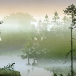 Carta_da_parati_AH002_PH_1Dawn-Lake