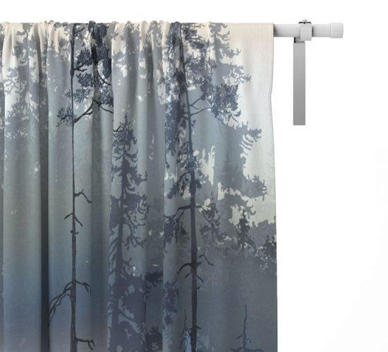 Scandinavian forest - Dusk
